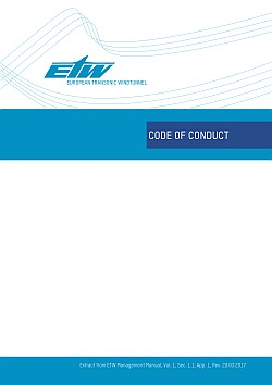 ETW Code of Conduct